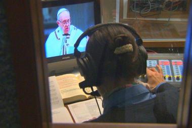 Papa Francisco: no a la información fotocopiada sin desgastar las suelas de los zapatos