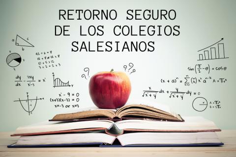 Inicio año escolar 2021: retorno seguro de los colegios salesianos