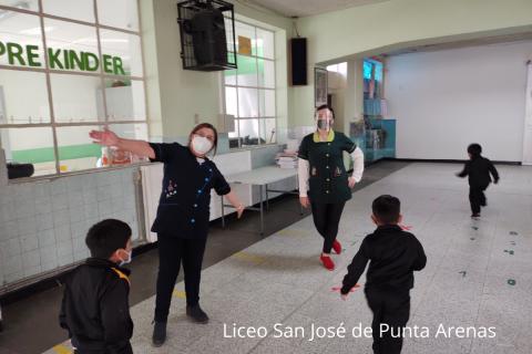 Colegios salesianos de Talca y Punta Arenas comienzan clases presenciales