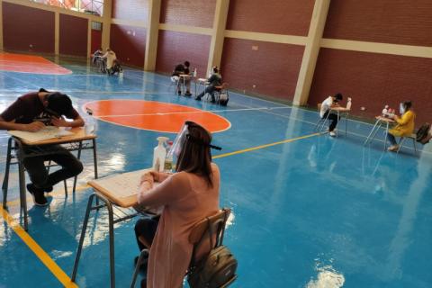 Capacitaciones y clases online: así inició Salesianos Copiapó