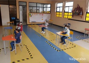 Red de Escuelas Salesianas: inicio año escolar en modalidad mixta