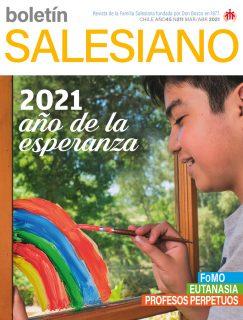 2021 Año de la Esperanza BS211