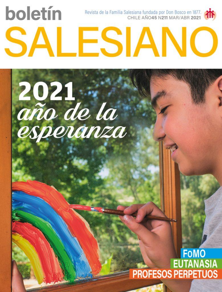 2021 año de la esperanza