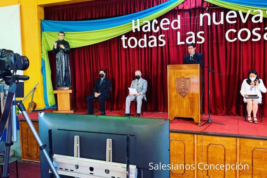 Colegios salesianos comienzan nueva semana de inicio de clases