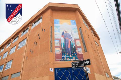 Visita Inspectorial online Liceo San José de Punta Arenas