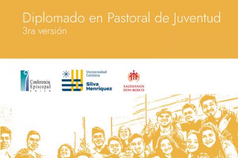 Postulaciones abiertas al Diplomado en Pastoral de Juventud