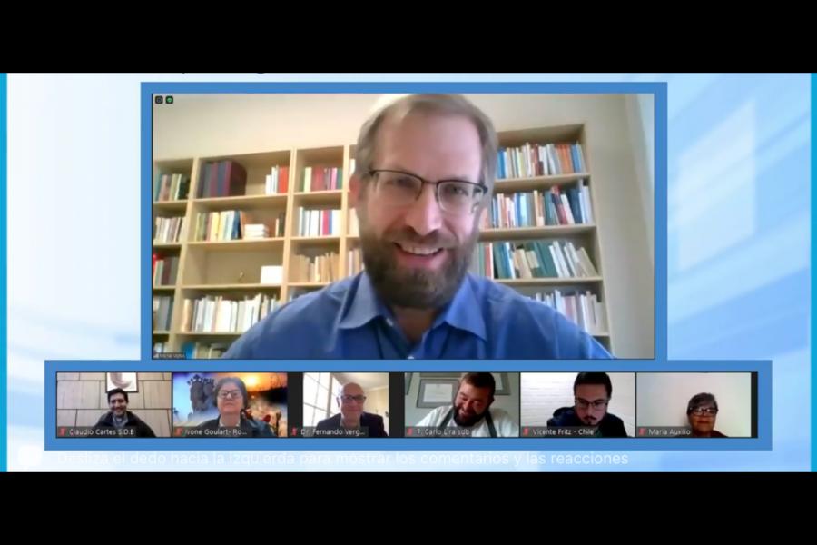 Encuentros formativos internacionales: el sistema preventivo como una luz en educación