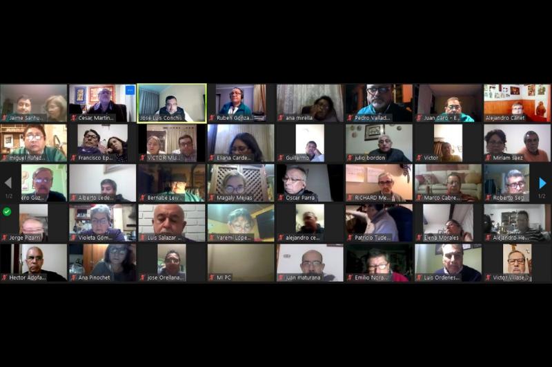 EPE Salesiano:  primer conversatorio online sobre violencia intrafamiliar