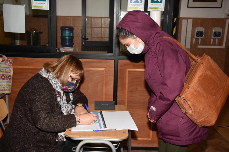 Liceo Monseñor Fagnano de Puerto Natales inició el retorno a clases presenciales