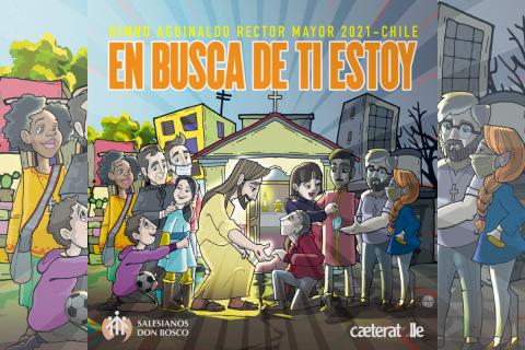 "CaeteraTolle produce himno Aguinaldo 2021 ""Nos mueve la Esperanza"""