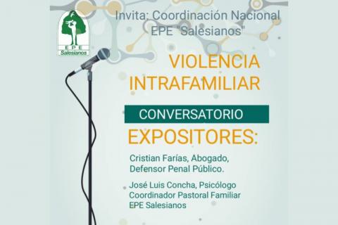 Conversatorio EPE: violencia intrafamiliar