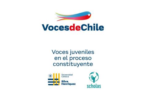 Voces de Chile: escuchar a jóvenes sobre la nueva Constitución