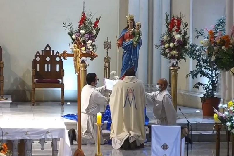 Fiesta María Auxiliadora: ¡Madre, tú eres nuestro auxilio y escudo!