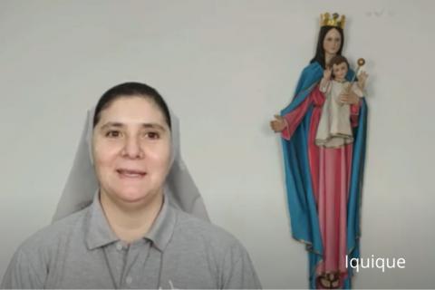Obras salesianas de todo Chile celebran a María Auxiliadora en su fiesta
