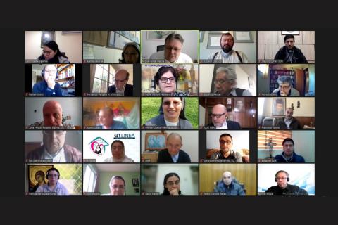 Cientos de educadores salesianos participan del segundo ciclo de Encuentros Formativos Internacionales