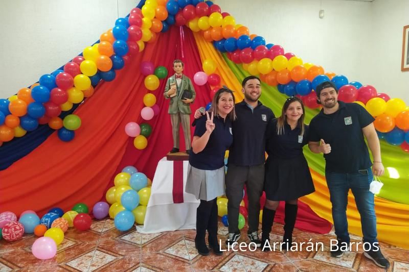 Colegios salesianos del país celebran el día del alumno