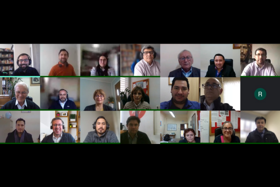 Jornada Zonal Austral: fortalecer el liderazgo salesiano en contingencia