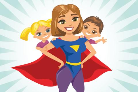 ¡Mamás a seguir! Mamás influencers