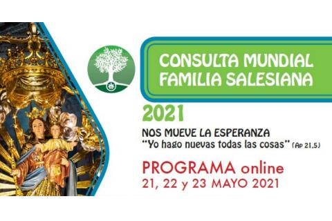 Consulta Mundial: reflexión y diálogo en Familia