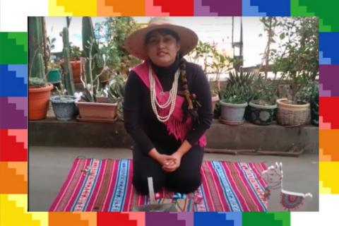 Colegio Don Bosco de Iquique celebró tradicional fiesta aymara