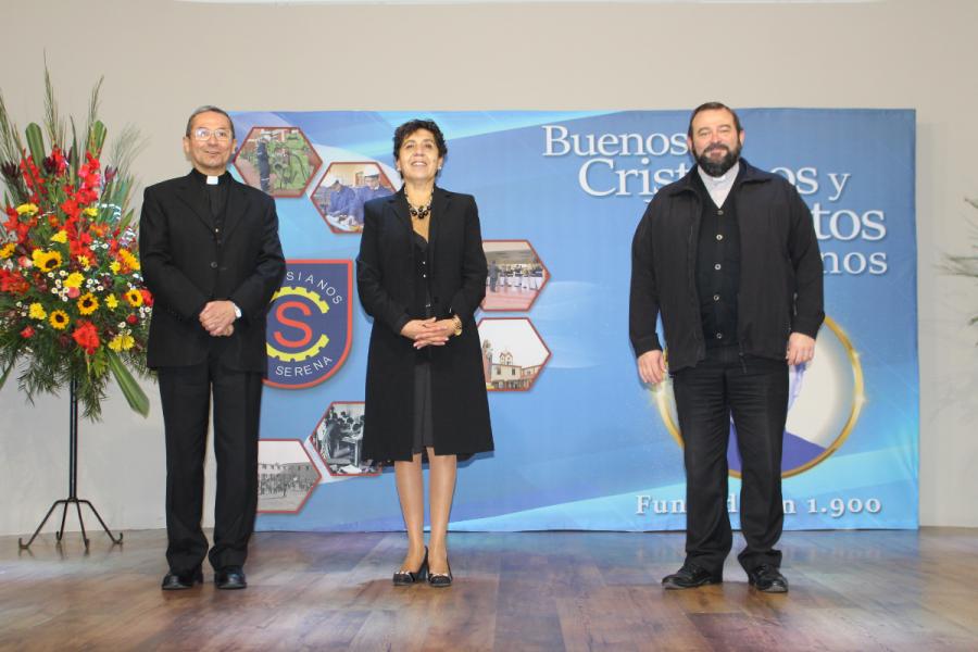 Obra Salesiana de La Serena celebró 121 años anunciando nuevos espacios de aprendizaje