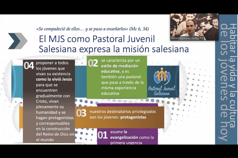 19° Jornada Asesores MJS 2021: Somos hijos de un Padre soñador