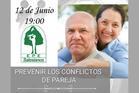 Inscríbete en Conversatorio EPE sobre conflictos de pareja