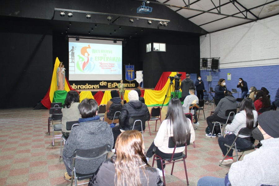 Visita Inspectorial colegio Domingo Savio San Ramón