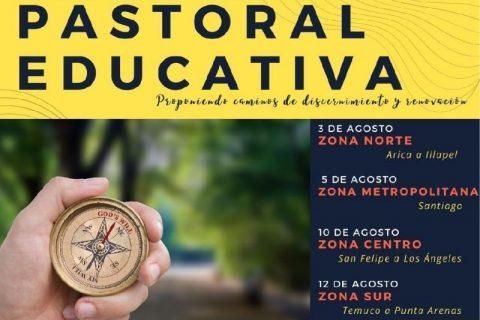 Encuentros de escucha y reflexión sobre Pastoral Educativa