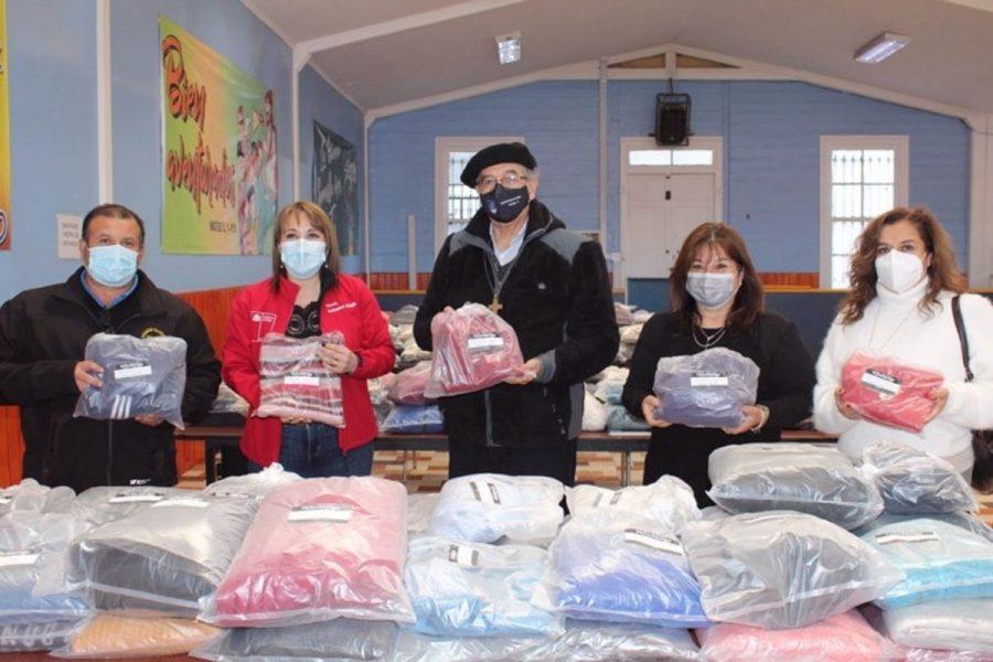 Salesianos Iquique realiza importante donación