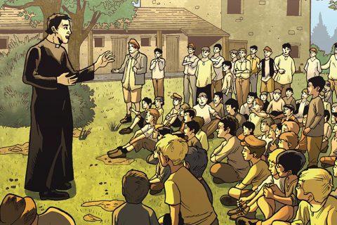 Educar es estar: La asistencia salesiana