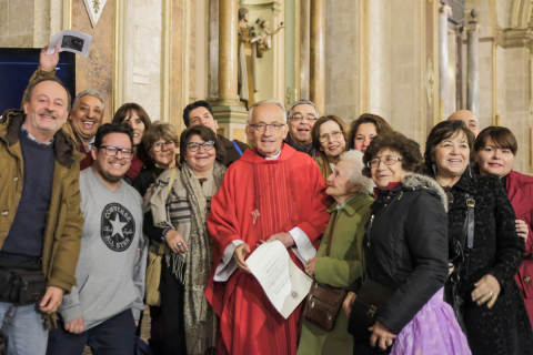 Fallece salesiano sacerdote P. Mario Scomparin