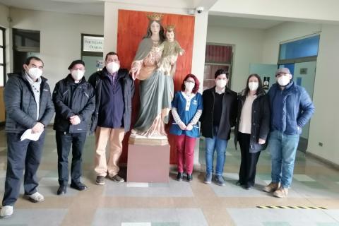 Oratorio Don Bosco retoma encuentros del equipo vocacional