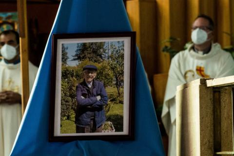 P. Mario Scomparin: evangelizar para mí no es orgullo, sino necesidad