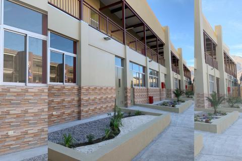 Bendición nuevas instalaciones Salesianos Copiapó