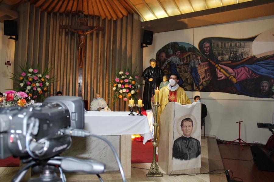 Celebración día de la fidelidad en Concepción