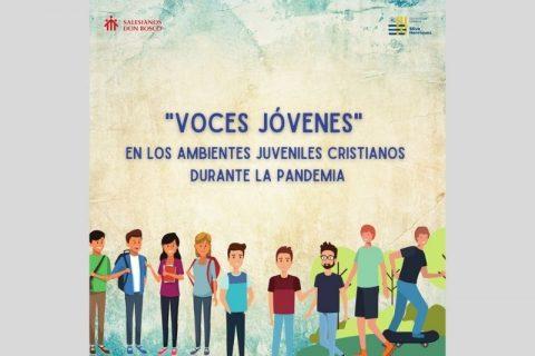 """Participa en encuesta """"Investigación Voces Jóvenes"""""""