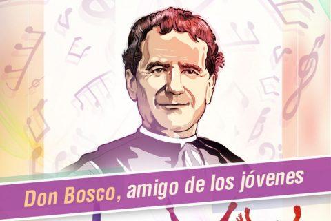 Celebra el cumpleaños de Don Bosco con canción y video de esperanza