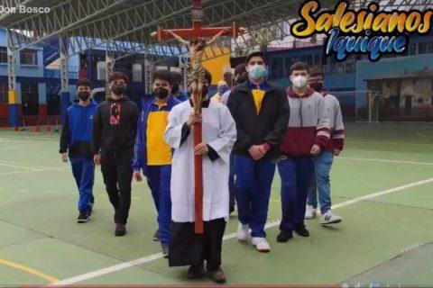 Salesianos Iquique vive los 206 años de Don Bosco