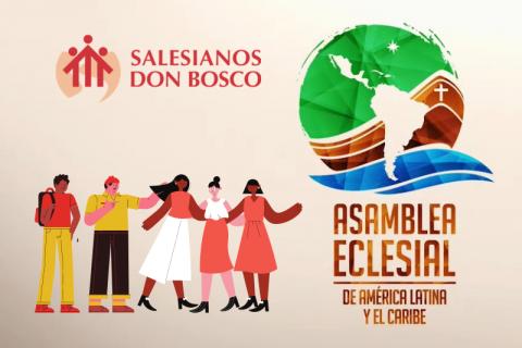 Salesianos caminan hacia la Asamblea Eclesial