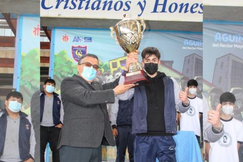 Comunidad Educativo Pastoral Don Bosco Antofagasta celebró Semana Salesiana