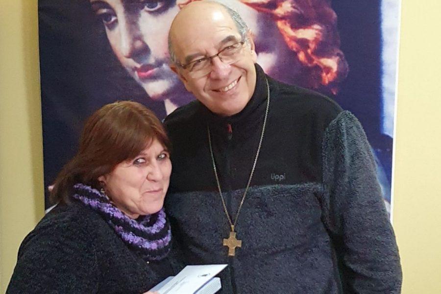 Salesianos Iquique reconoce a funcionarios