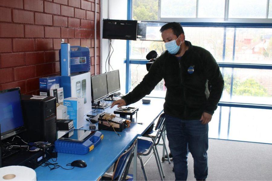Salesianos Concepción inaugura innovadores laboratorios