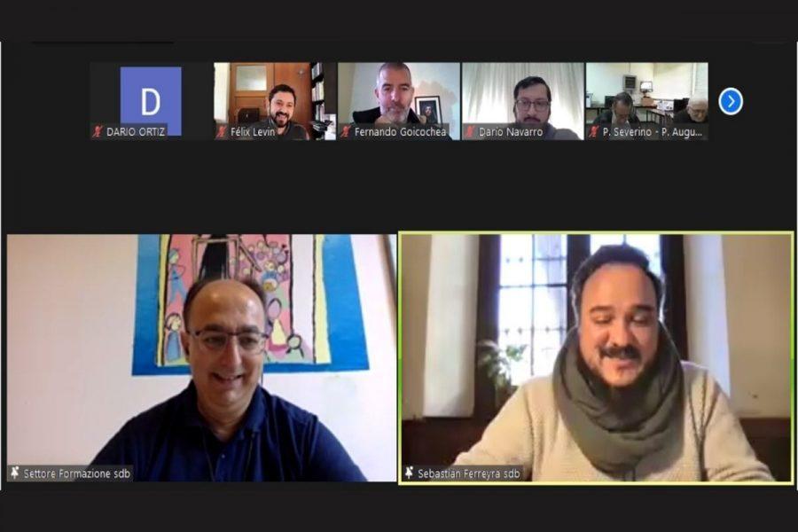 Encuentro de Formadores América: cooperación y reflexión