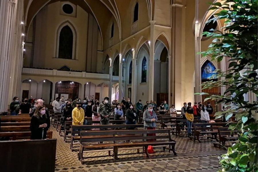Pastoral Juvenil de Salesianos Alameda retoma presencialidad