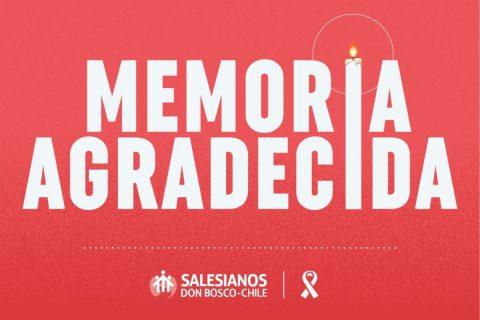 Memoria agradecida por los seres queridos fallecidos en pandemia