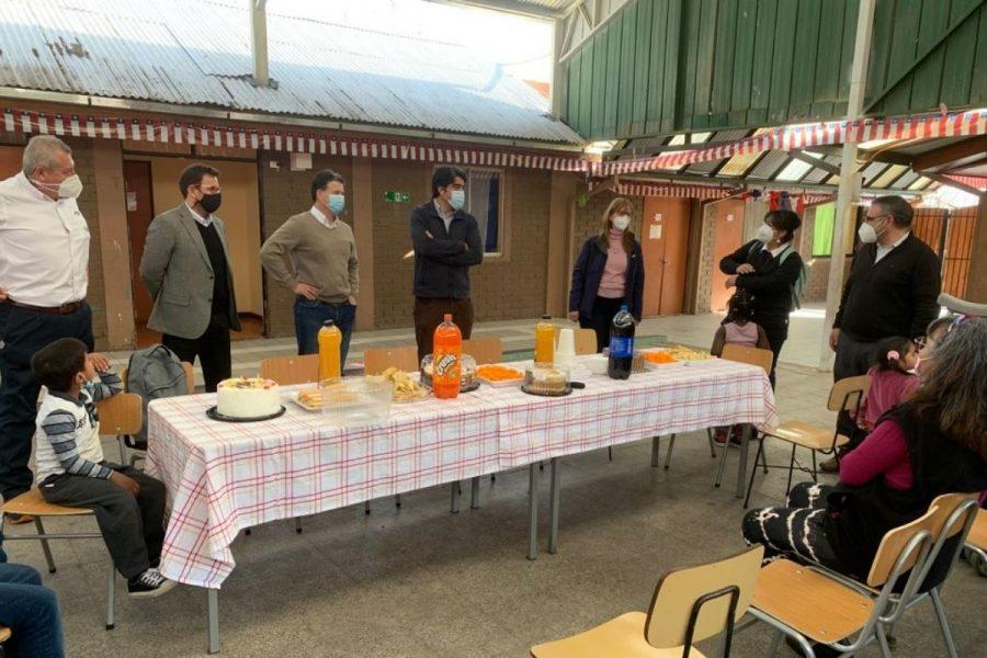 Donación de Emaresa beneficia a centenar de personas en FDB