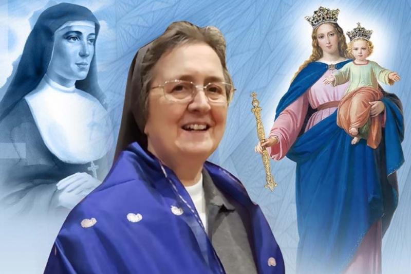 Sor Chiara Cazzuola es la nueva Madre General de las Hijas de Maria Auxiliadora