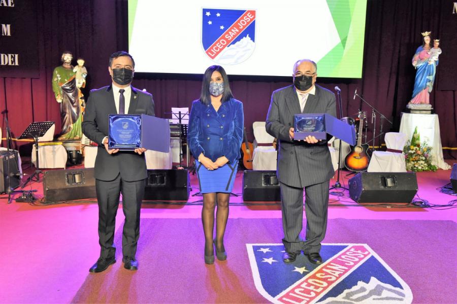 Gala Aniversario 134 años del Liceo San José Punta Arenas